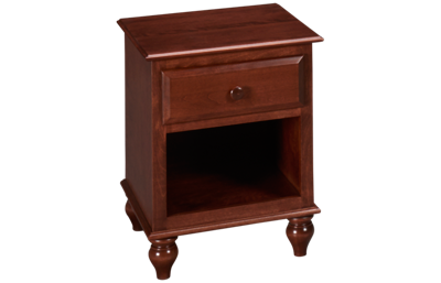 Oak Designs Surf City 1 Drawer Nightstand