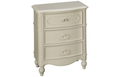Legacy Classic Harmony 3 Drawer Nightstand