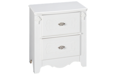 Ashley Exquisite 2 Drawer Nightstand