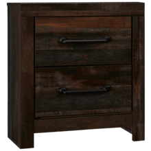 Ashley Drystan 2 Drawer Nightstand