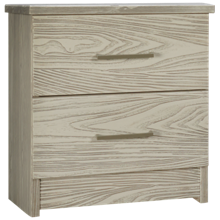 Innovations Nate 2 Drawer Nightstand