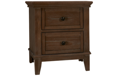Westwood Designs Leland 2 Drawer Nightstand