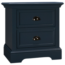 Winners Only Tamarack 2 Drawer Nightstand