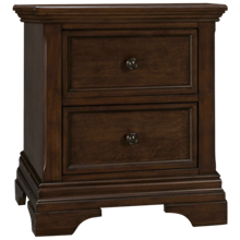 Westwood Designs Olivia 2 Drawer Nightstand