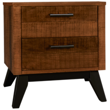Westwood Designs Urban Rustic 2 Drawer Nightstand