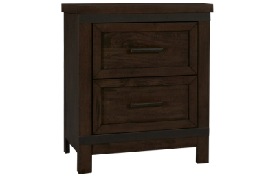 Liberty Furniture Thornwood Hills 2 Drawer Nightstand