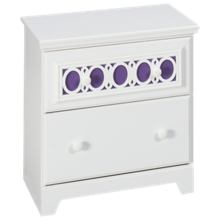 Ashley Zayley 2 Drawer Nightstand