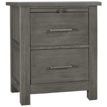 Dolce Babi by Bivona  Lucca 2 Drawer Nightstand