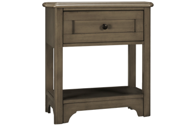 Legacy Classic Farm House 1 Drawer Nightstand