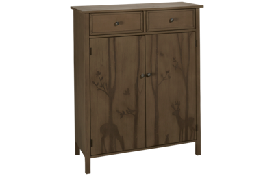ED Ellen DeGeneres by Bivona Forest Animals Chifforobe