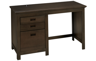 Oak Furniture West Owen Desk