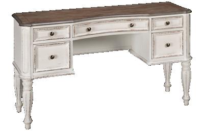 Liberty Furniture Magnolia Manor Vanity Desk