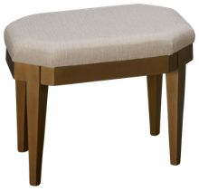 Legacy Classic  Rachael Ray Chelsea Upholstered Stool