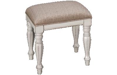Liberty Furniture Magnolia Manor Vanity Stool