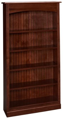 Oak Designs Surf City Bookcase