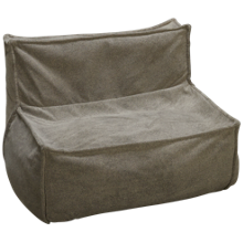 Legacy Classic Crash Pad Upholstered Armless Chair