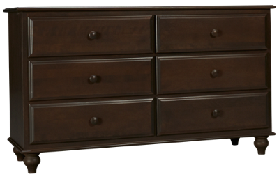 Revolution Furnishings Surf City 6 Drawer Dresser