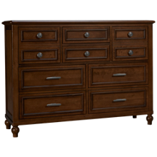 Legacy Classic Lake House 8 Drawer Bureau