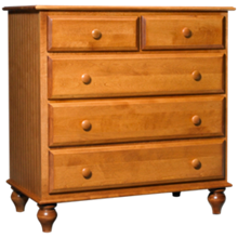 Revolution Furnishings Surf City 5 Drawer Chest