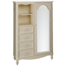 Legacy Classic Harmony 4 Drawer 1 Door Chest