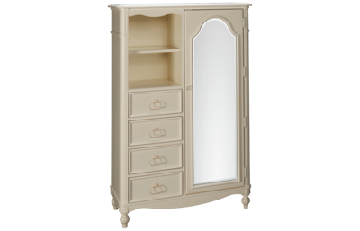 Legacy Harmony 4 Drawer 1 Door Chest