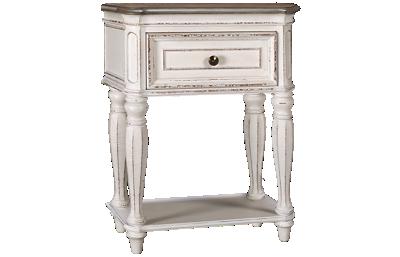 Liberty Furniture Magnolia Manor 1 Drawer Nightstand