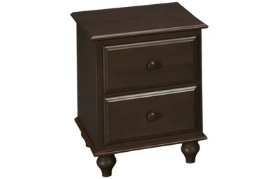 Revolution Furnishings Surf City 2 Drawer Nightstand