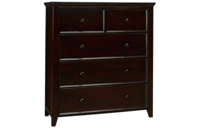 Maxwood Furniture Boston 2 Over 3 Drawer Dresser