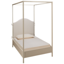 Legacy Classic Summerset Twin Metal Poster Bed