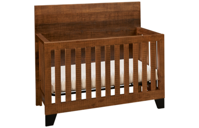 Westwood Designs Urban Rustic Convertible Crib