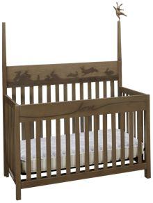 ED by Ellen DeGeneres Forest Animals Convertible Crib