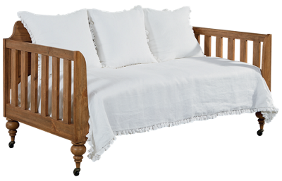 Magnolia Home Twin Framed Panel Daybed
