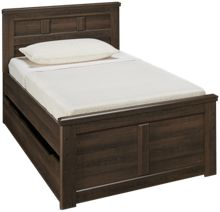 Ashley Juarao Twin Panel Bed with Underbed Storage