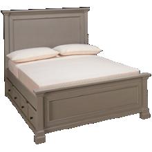 Folio 21 Furniture Stone Harbor Full Bed with Trundle
