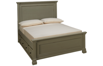 Folio 21 Furniture Stone Bay Full Bed with