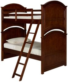 Legacy Classic Impressions Twin Bunk Bed