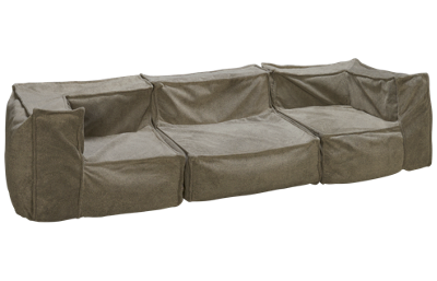 Legacy Classic Crash Pad 3 Piece Sofa