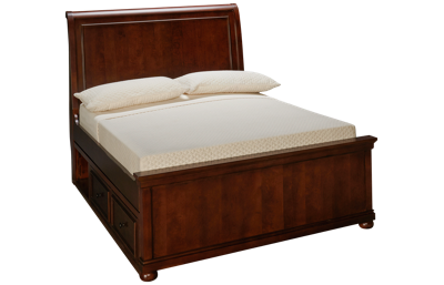 Legacy Classic Canterbury Full Sleigh Bed with Underbed