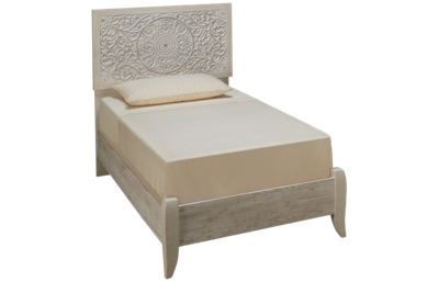 Ashley Paxberry Twin Bed