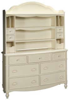 Legacy Classic Harmony Dresser And Hutch
