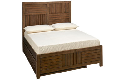 Legacy Classic  Summer Camp Full Panel Bed with Trundle