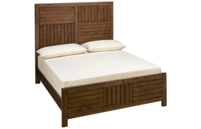 Legacy Classic  Summer Camp Full Panel Bed
