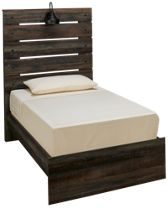Ashley Drystan Twin Panel Bed