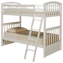 Hillsdale Furniture Schoolhouse Twin over Twin Bunk Bed