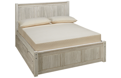 Innovations Nate Full Panel Bed with Underbed Chest