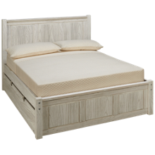 Innovations Nate Full Panel Bed with Underbed Trundle