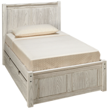 Innovations Nate Twin Panel Bed with Underbed Trundle