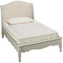 Legacy Classic Inspirations Twin Upholstered Platform Bed