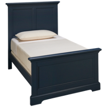 Winners Only Tamarack Twin Panel Bed