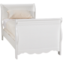 Hillsdale Furniture Lauren Twin Sleigh Bed